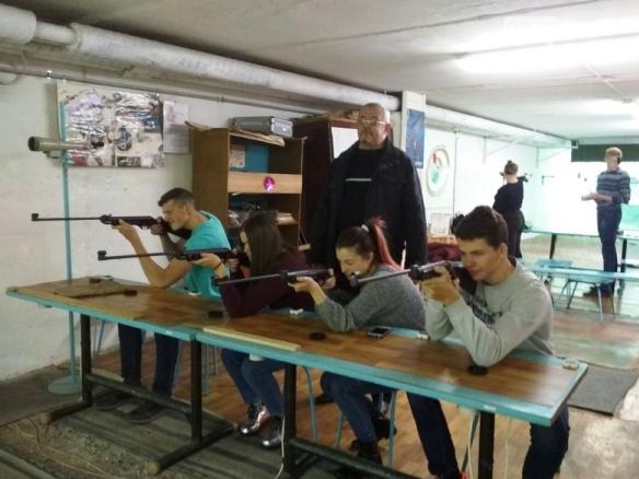 В Бахмуте прошел Чемпионат города по пулевой стрельбе, фото-1