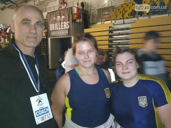Бахмутчанки завоевали четыре награды Европейского континентального чемпионата по сумо, фото-2