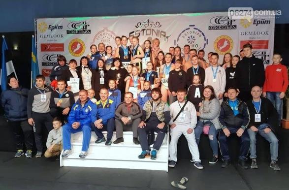 Бахмутчанки завоевали четыре награды Европейского континентального чемпионата по сумо, фото-1