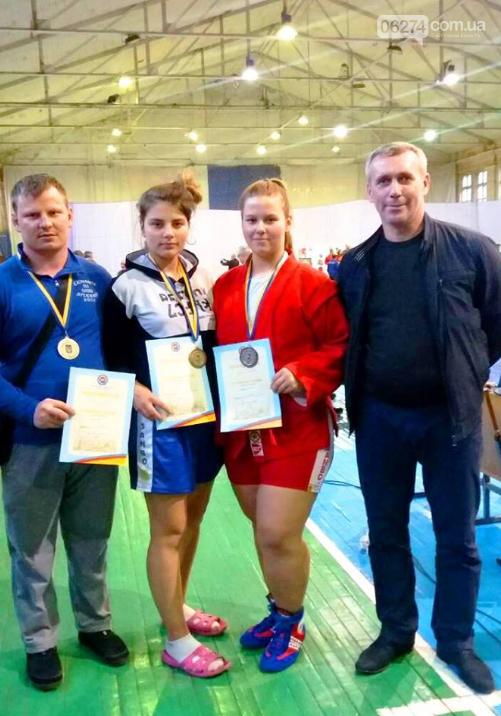 Самбистка Бахмута завоевала «серебро» Чемпионата Украины во Львове, фото-5