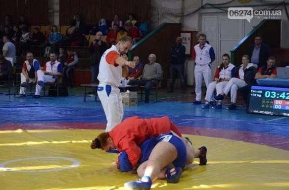 Самбистка Бахмута завоевала «серебро» Чемпионата Украины во Львове, фото-2