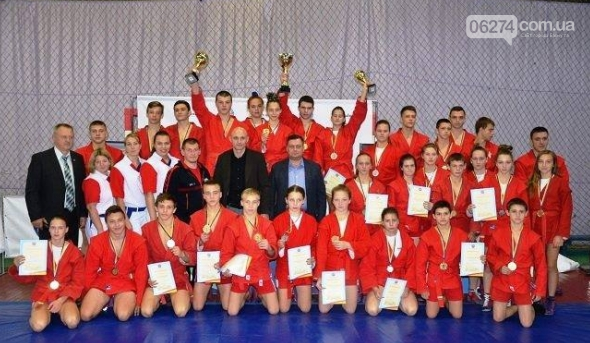 Самбистка Бахмута завоевала «серебро» Чемпионата Украины во Львове, фото-3