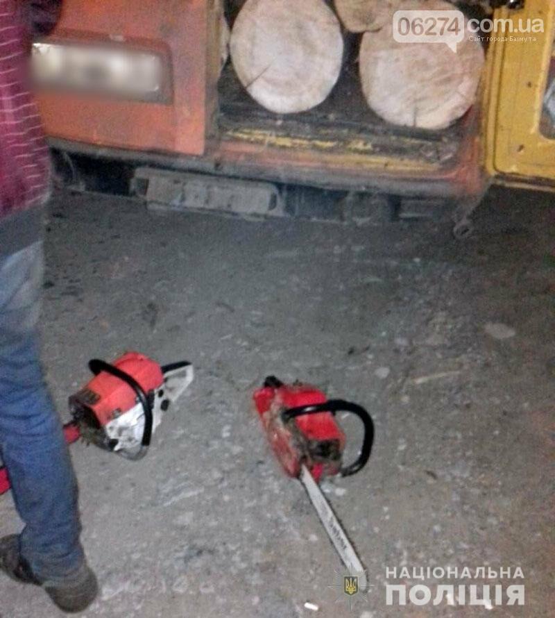 В Бахмуте бригадир лесорубов-браконьеров пытался откупиться от полиции , фото-2