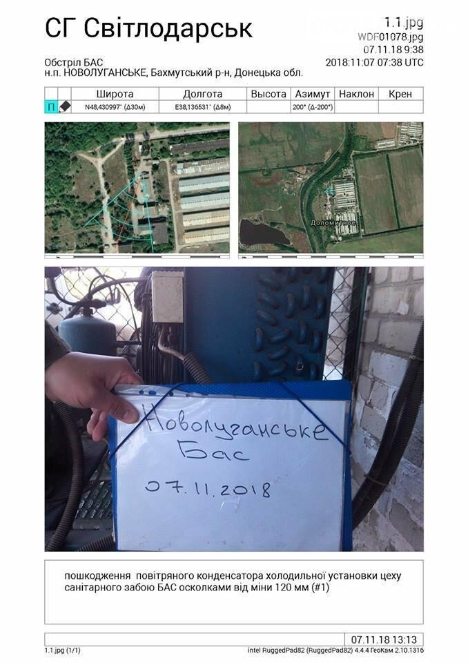 В Бахмутском районе под обстрел снова попало сельскохозпредприятие, фото-4