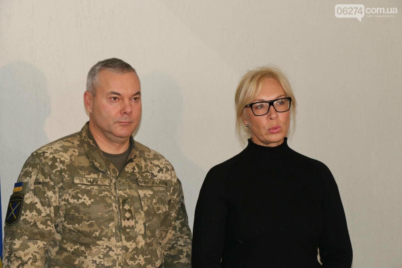 Омбудсмены Литвы и Украины посетили КПВВ в Бахмутском районе с мониторинговым визитом, фото-3