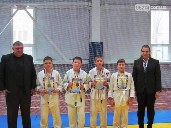 В Бахмуте состоялся турнир по дзюдо «Моя лига-2018», фото-5