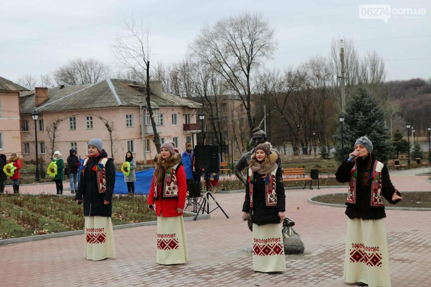 В Бахмуте завершилась реконструкция Казацкого парка, фото-3