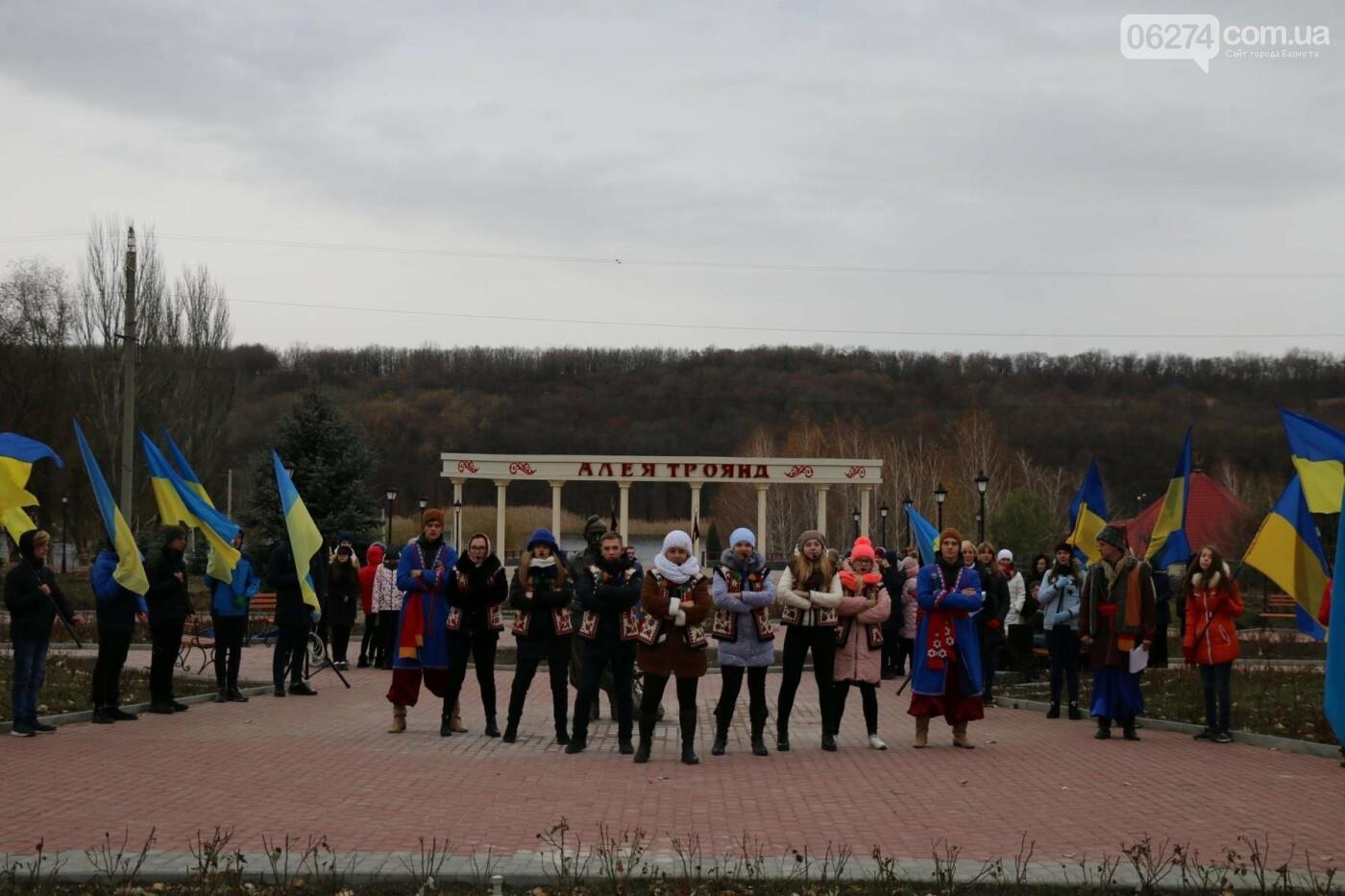 В Бахмуте завершилась реконструкция Казацкого парка, фото-10