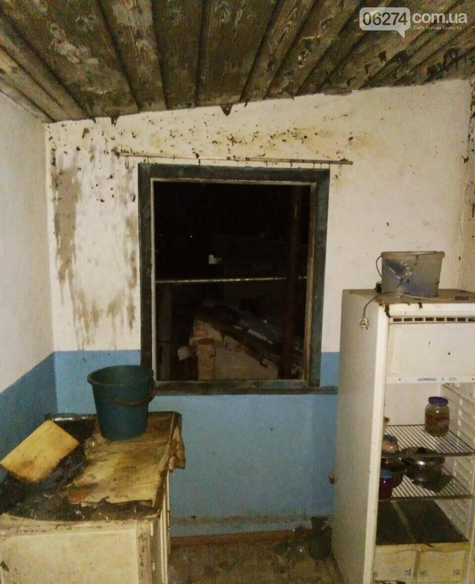 В Бахмуте в результате взрыва природного газа погиб человек, фото-1