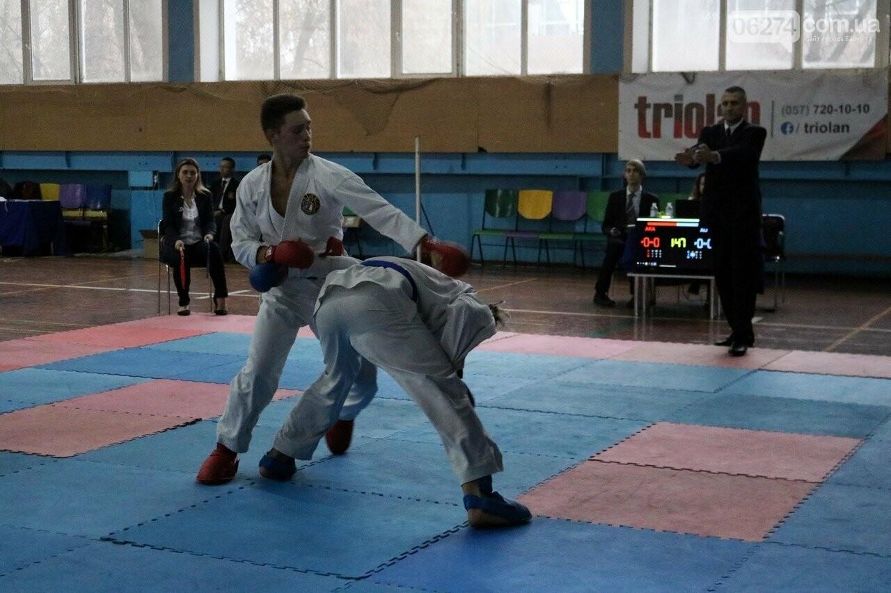 Каратисты Бахмута в составе областной сборной успешно выступили на Кубке Украины, фото-5