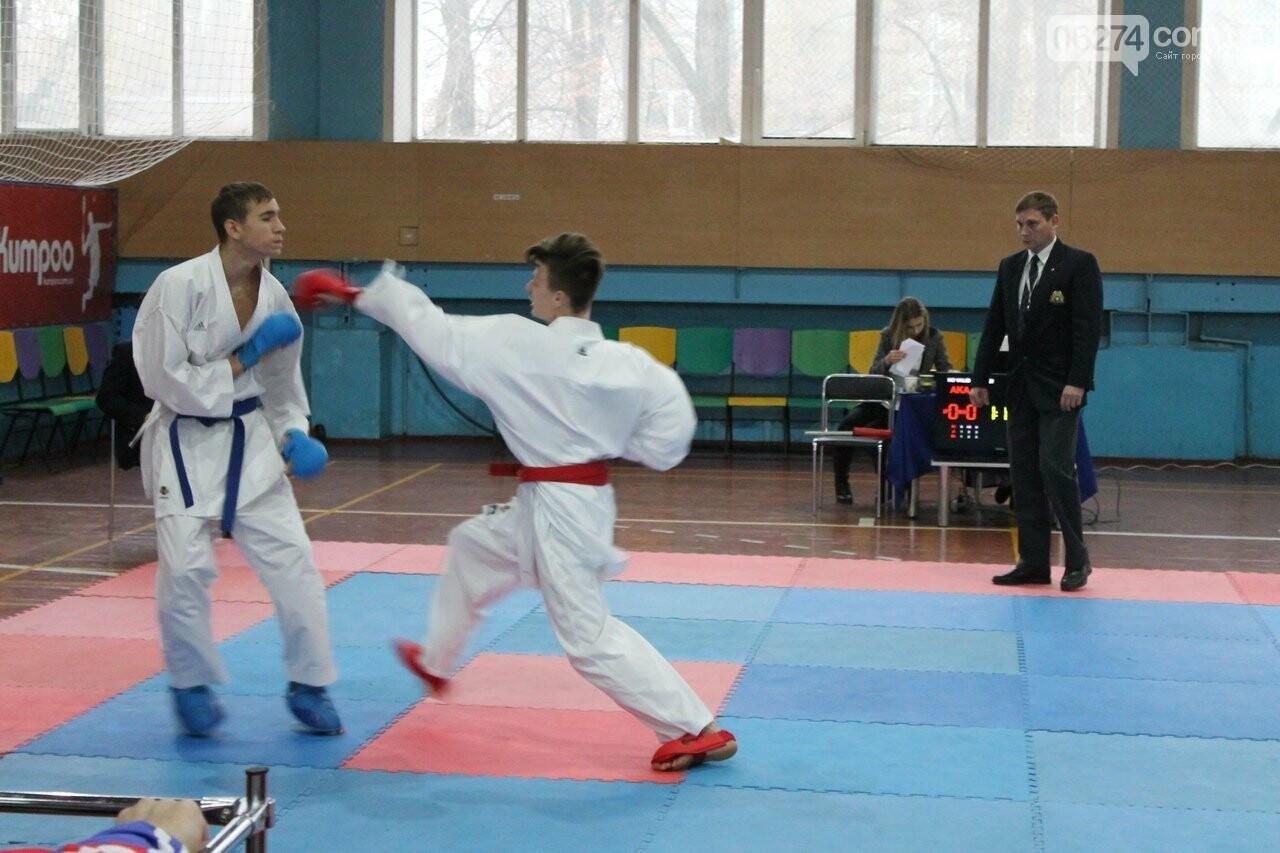 Каратисты Бахмута в составе областной сборной успешно выступили на Кубке Украины, фото-2