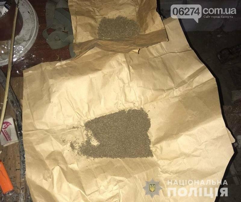 Около килограмма марихуаны изъяли полицейские у жителя Северска, фото-2