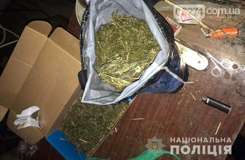 Около килограмма марихуаны изъяли полицейские у жителя Северска, фото-3