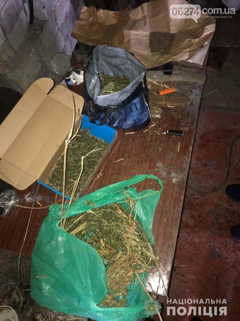 Около килограмма марихуаны изъяли полицейские у жителя Северска, фото-1