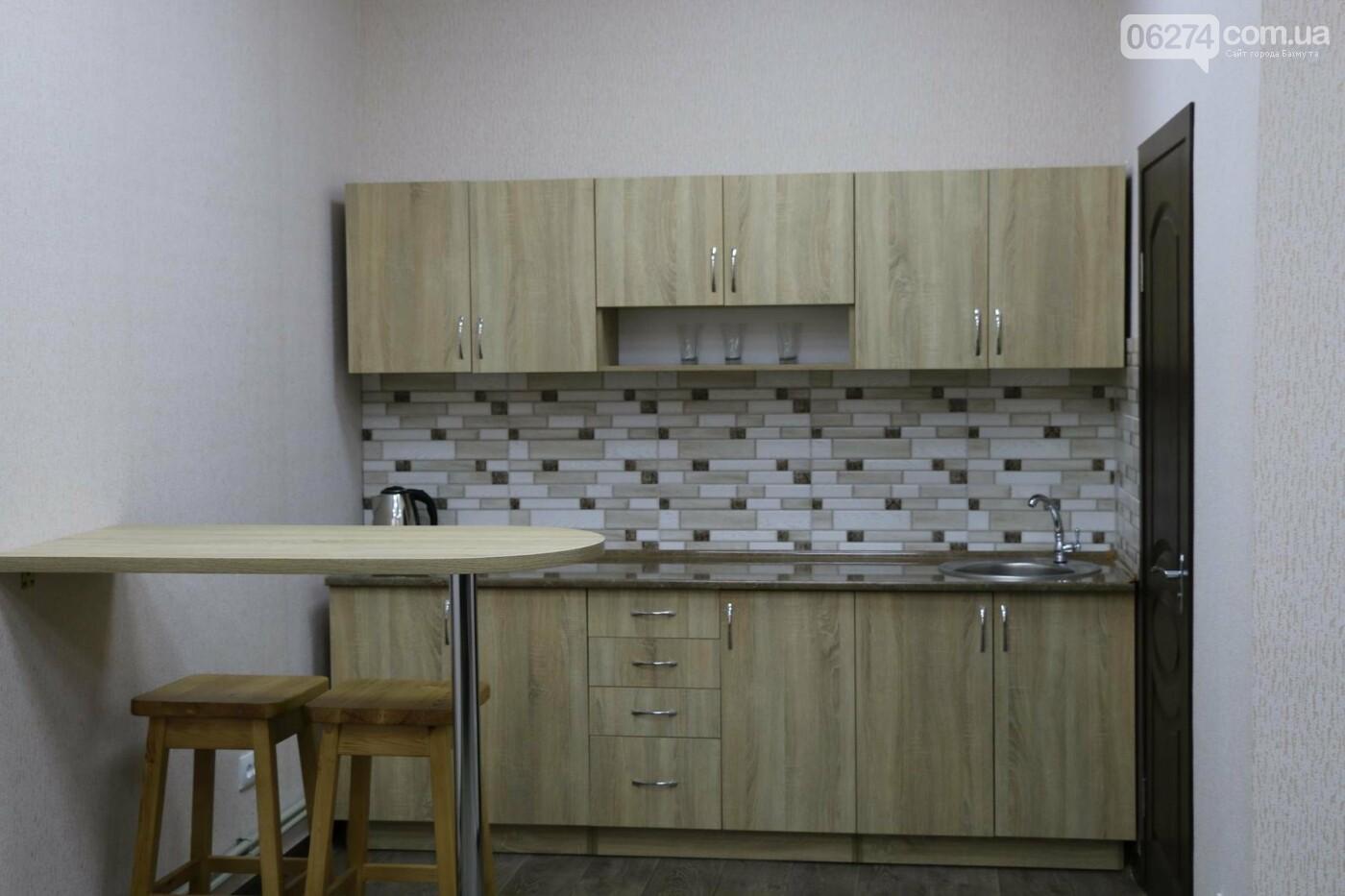 В Бахмуте открыли обновленное помещение комитета микрорайона «Цветмет», фото-8