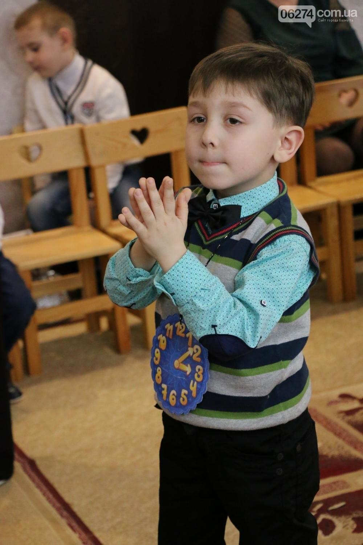 Святой Николай поздравил детей Бахмута, фото-7