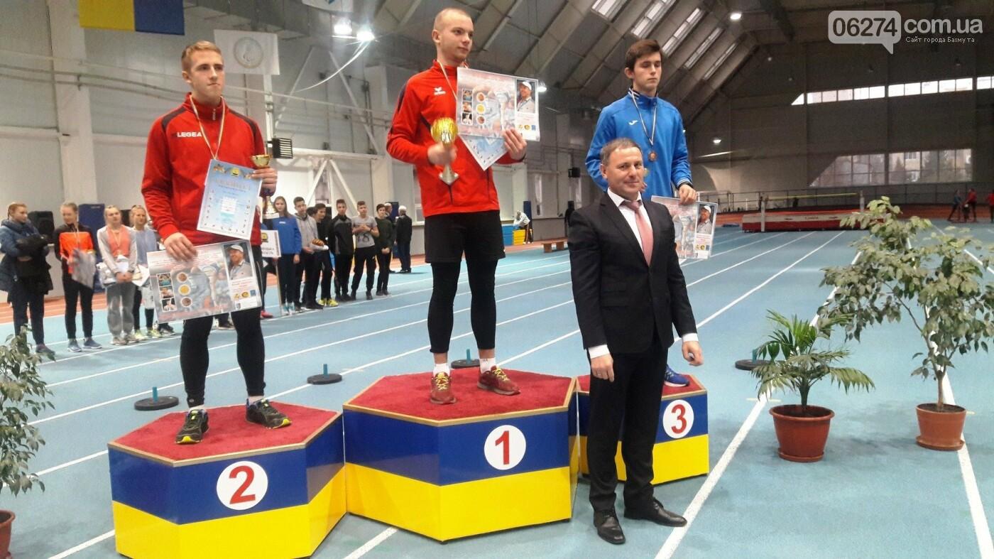 Бахмут принял соревнования по легкоатлетическим прыжкам на призы Виталия Петрова, фото-2