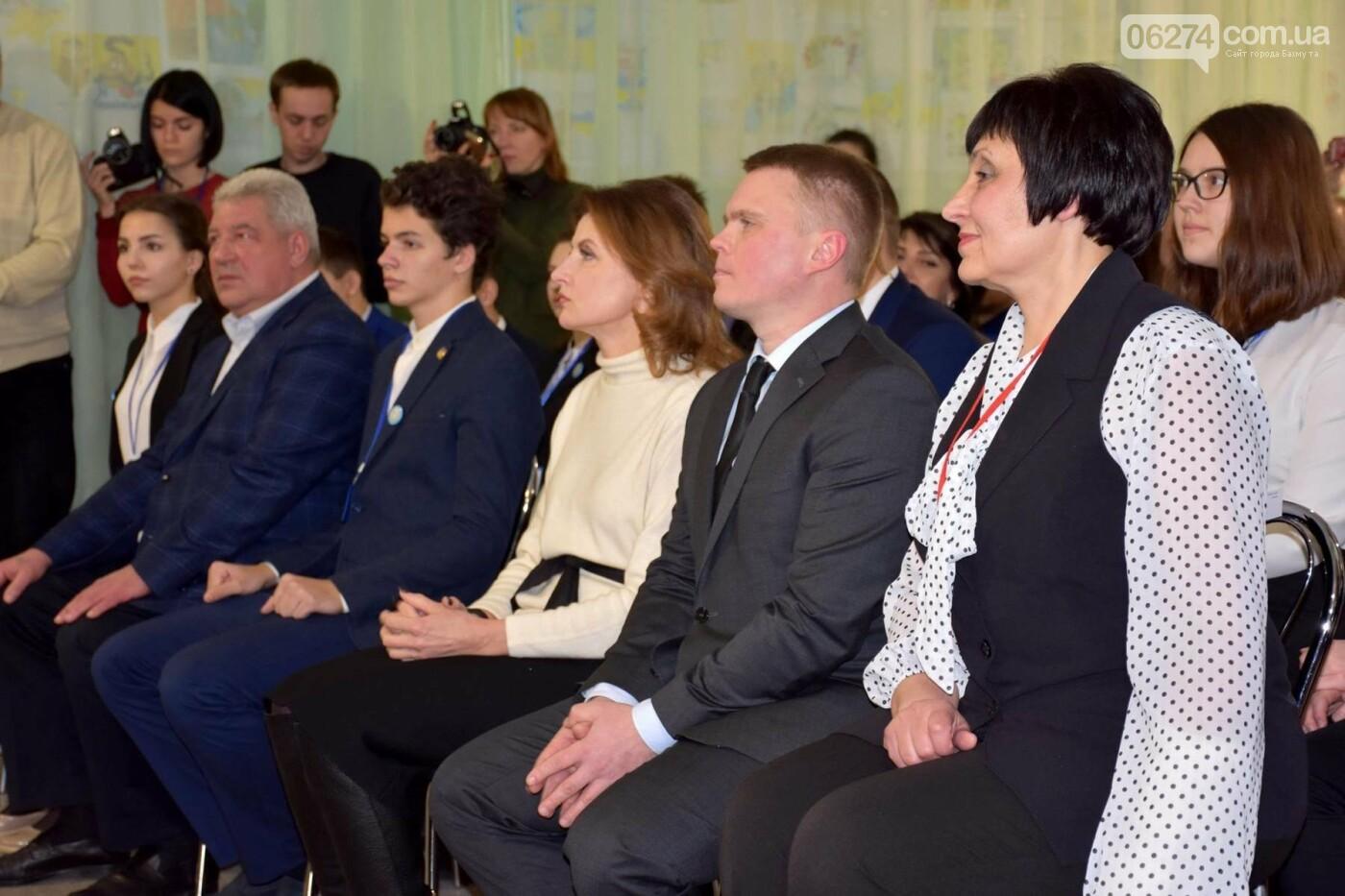 Президент Украины Петр Порошенко посетил Бахмут (ДОБАВЛЕНО ФОТО), фото-5