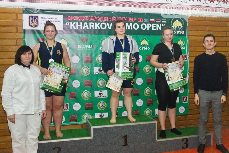 Сумоисты Бахмута завоевали более 20 медалей на «Kharkov Sumo Open», фото-6
