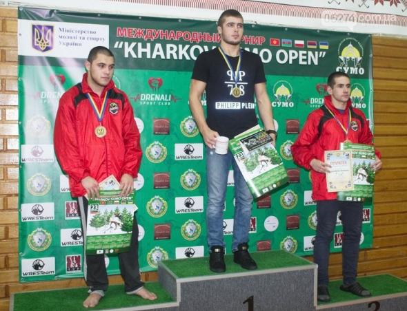 Сумоисты Бахмута завоевали более 20 медалей на «Kharkov Sumo Open», фото-5