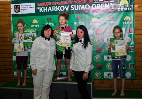 Сумоисты Бахмута завоевали более 20 медалей на «Kharkov Sumo Open», фото-4