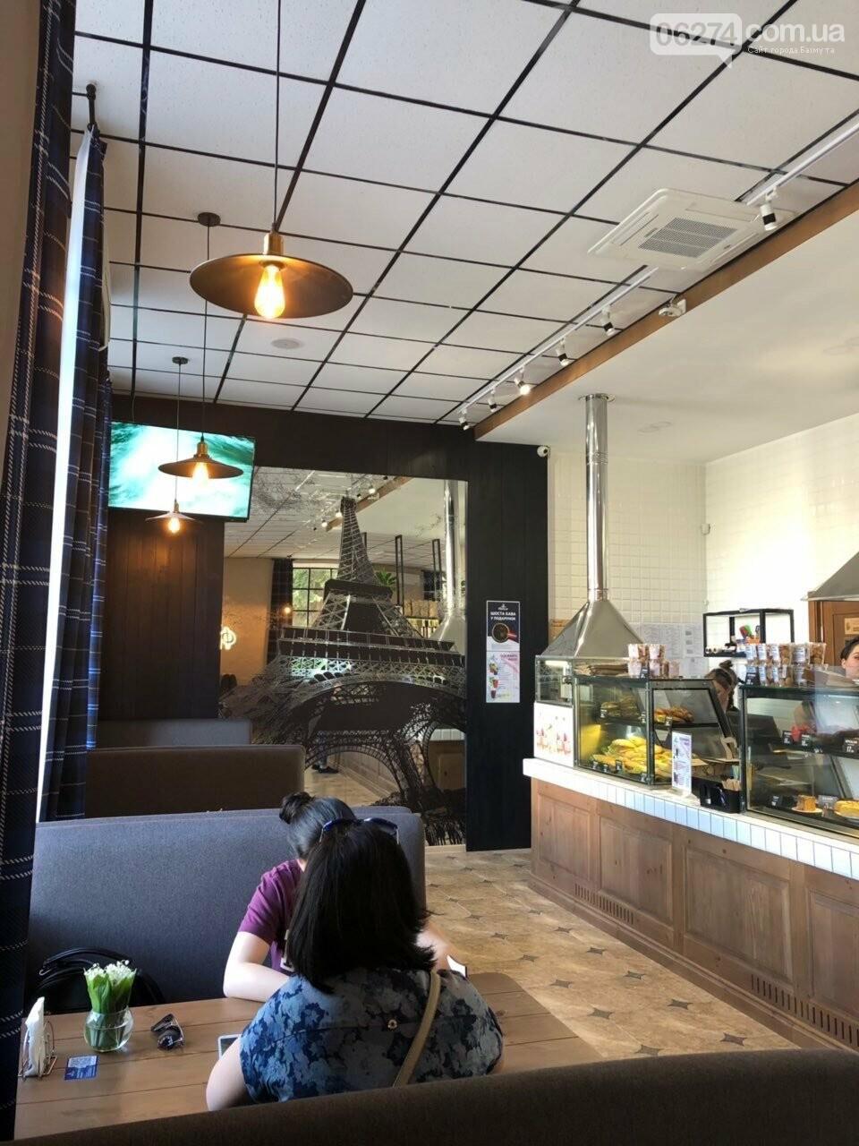 В Бахмуте открылась кофейня-пекарня «Франс.уа», фото-9