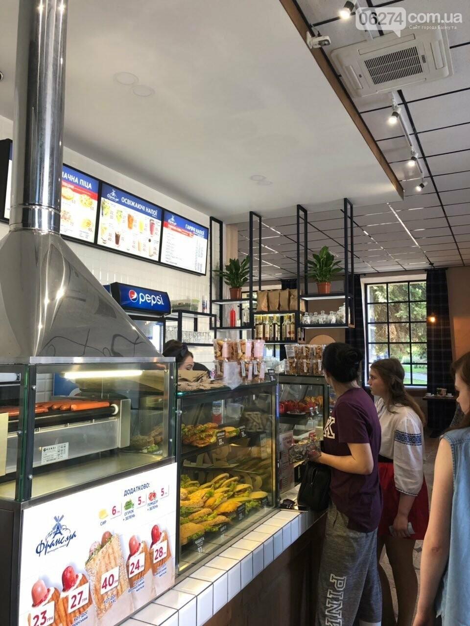 В Бахмуте открылась кофейня-пекарня «Франс.уа», фото-8