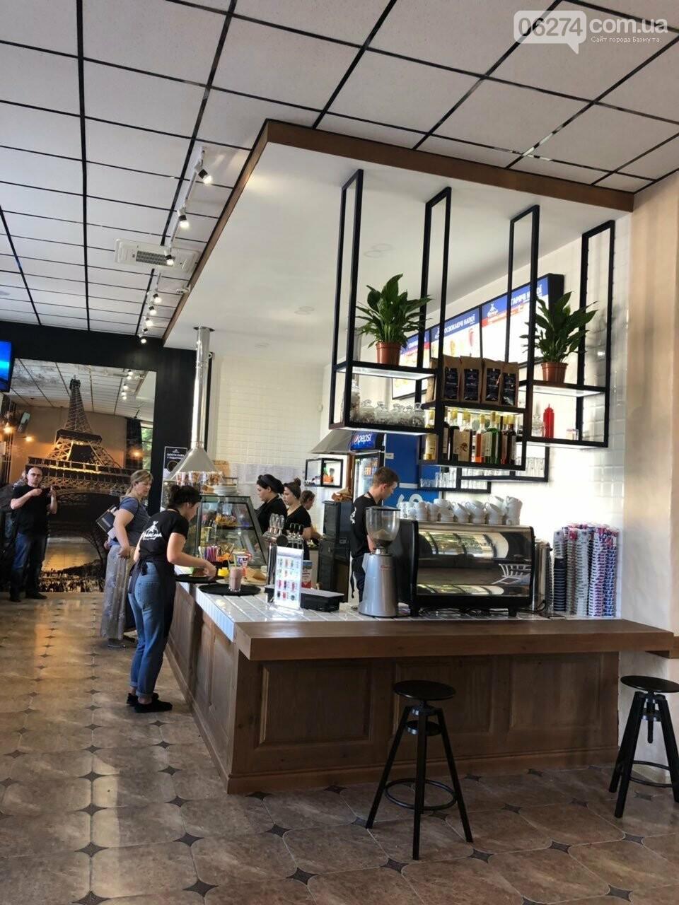 В Бахмуте открылась кофейня-пекарня «Франс.уа», фото-5
