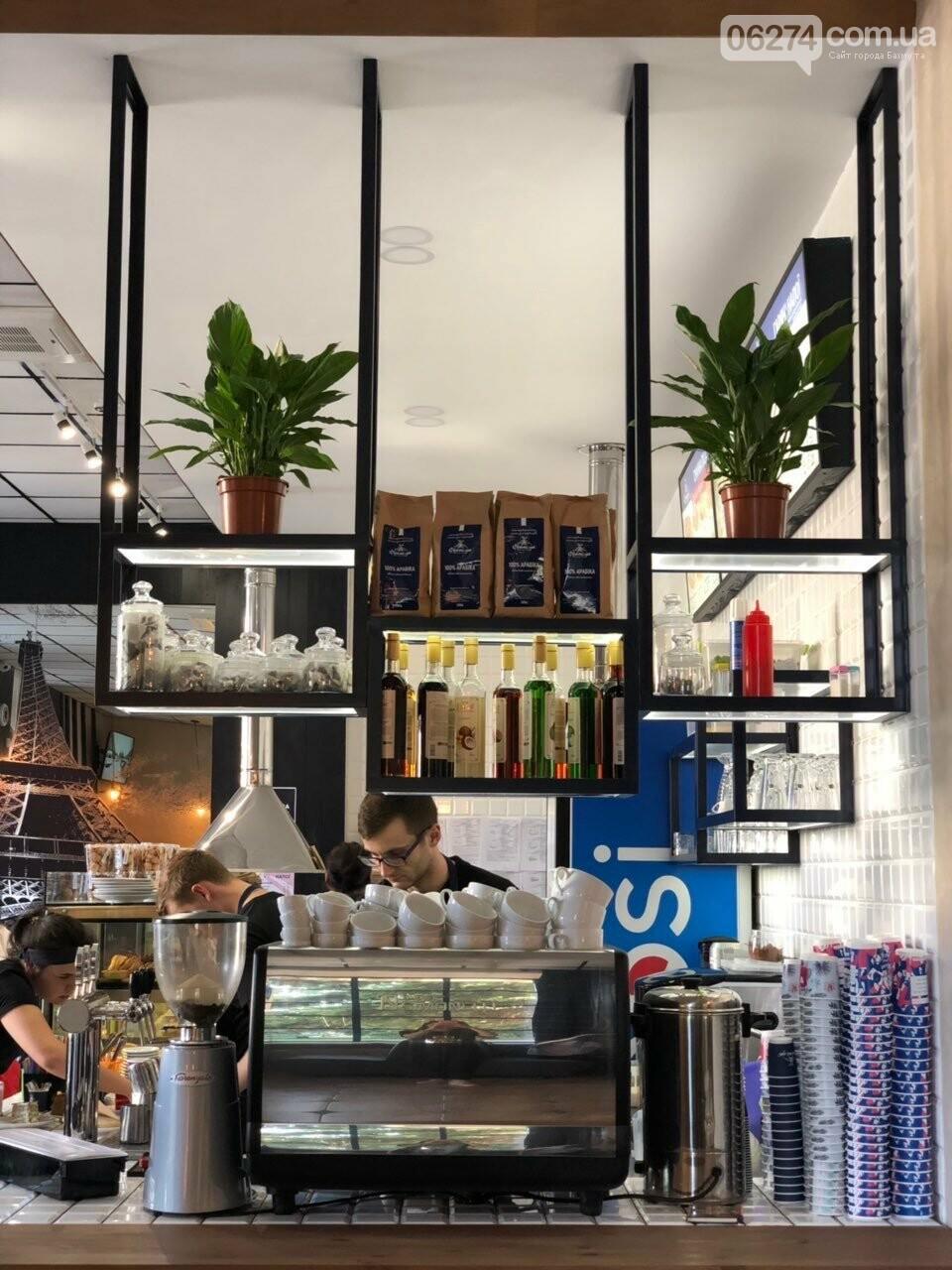 В Бахмуте открылась кофейня-пекарня «Франс.уа», фото-3