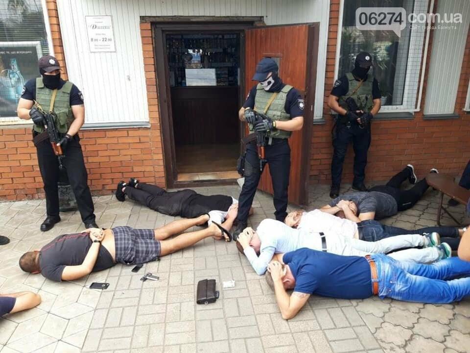 В Бахмуте сорвали сходку криминальных авторитетов (ФОТО, ВИДЕО), фото-1