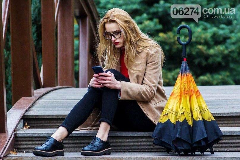 Up-brella - уникальный зонт, который приковывает взгляды прохожих , фото-4