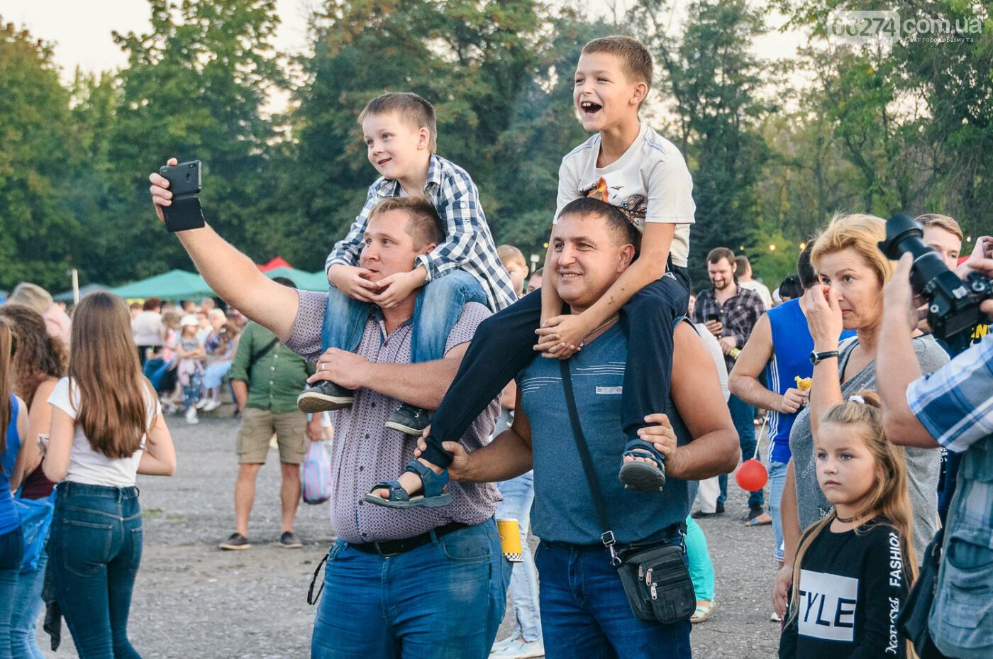 В День Константиновки гостей ожидало меню от шеф-повара и выступление звезд эстрады, фото-6