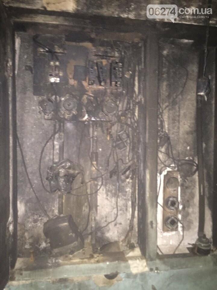 В Бахмуте в многоэтажке произошел пожар сразу в нескольких квартирах, фото-6