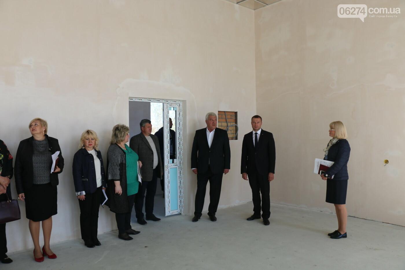 Бахмут с рабочей поездкой посетил Павел Кириленко, фото-11
