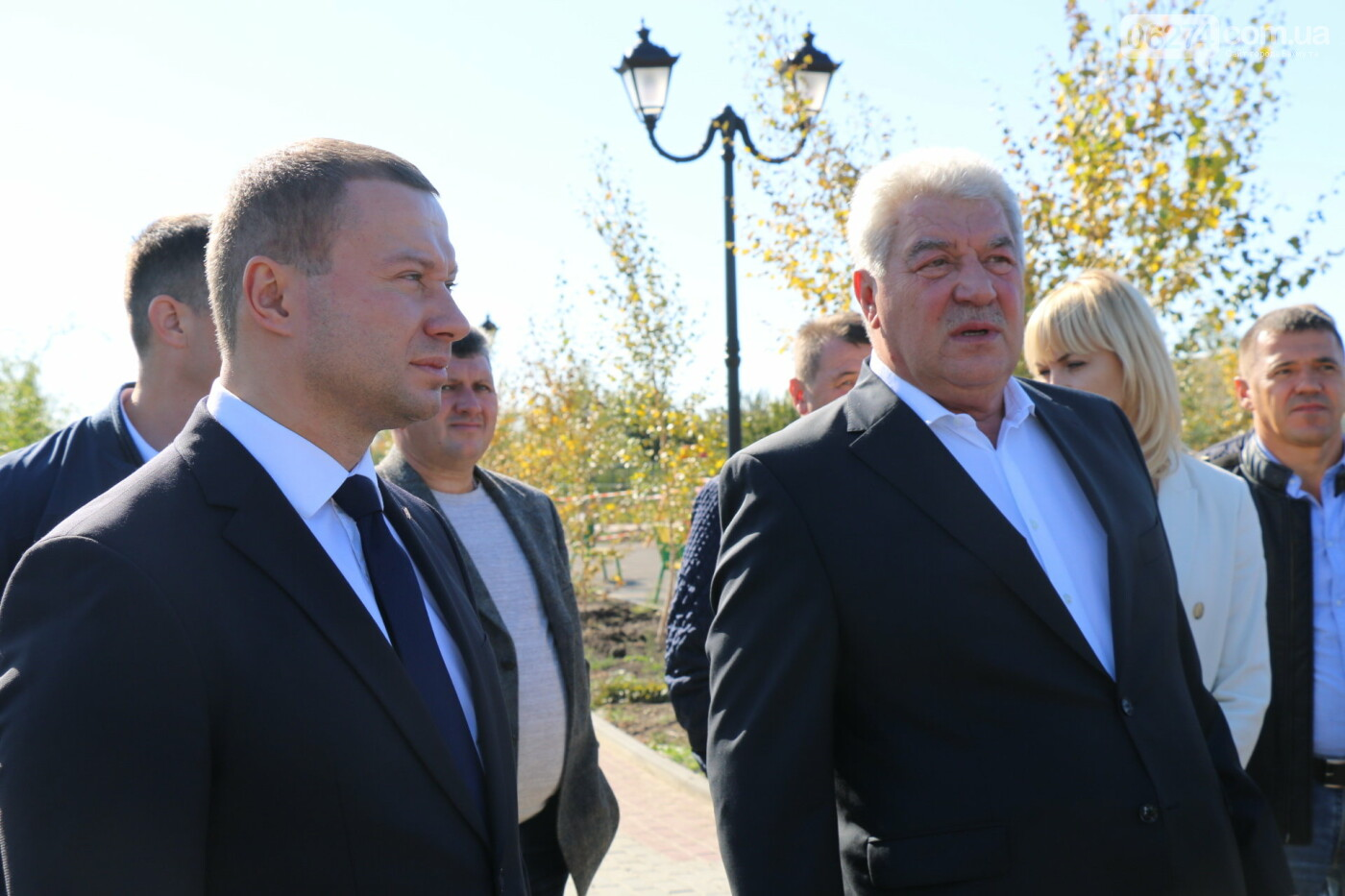 Бахмут с рабочей поездкой посетил Павел Кириленко, фото-20