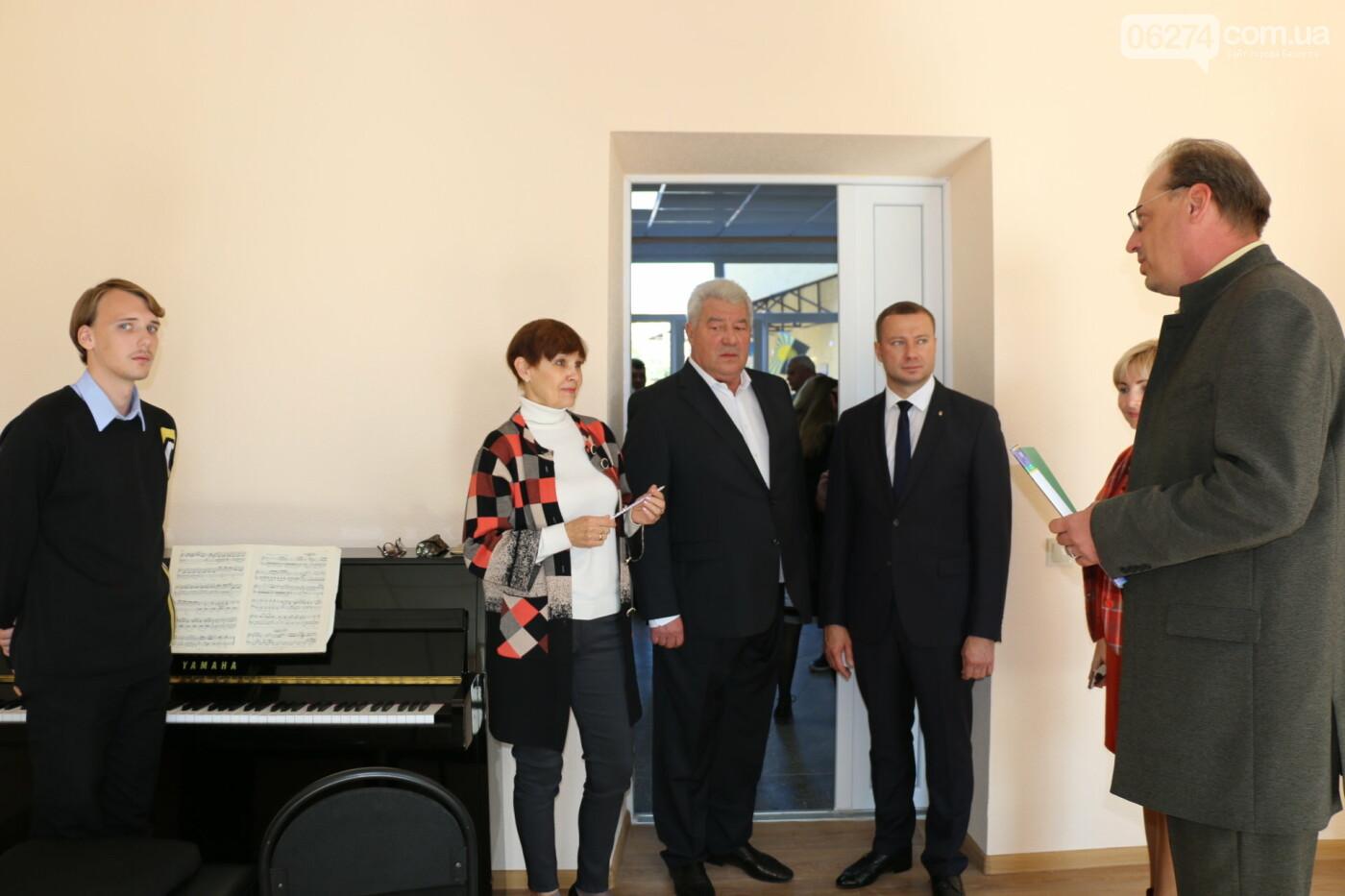 Бахмут с рабочей поездкой посетил Павел Кириленко, фото-26
