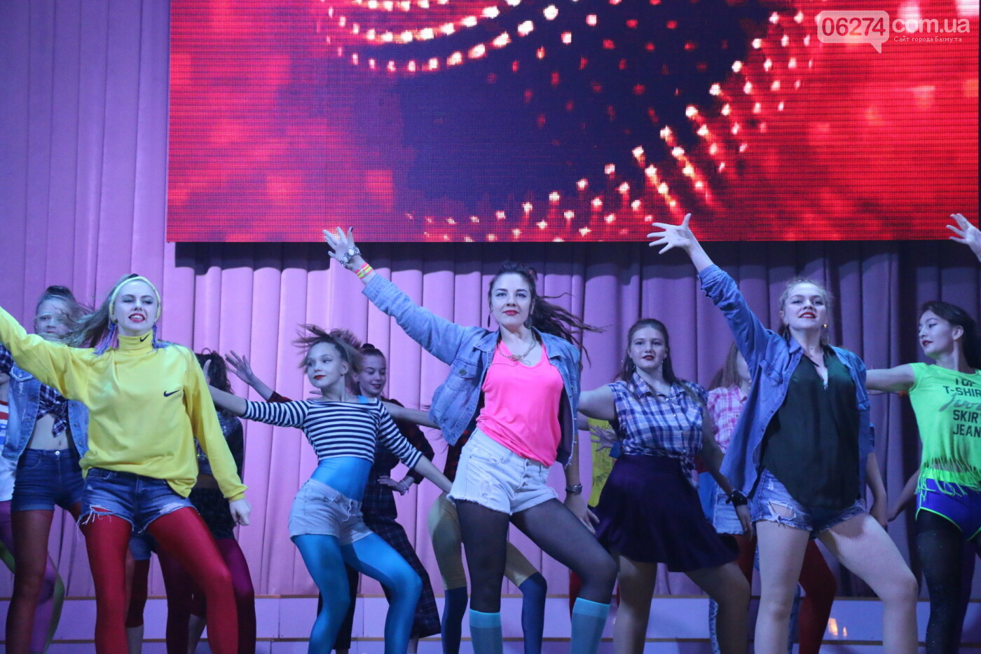 В Бахмуте провели Disco House Party (ФОТООТЧЕТ), фото-24
