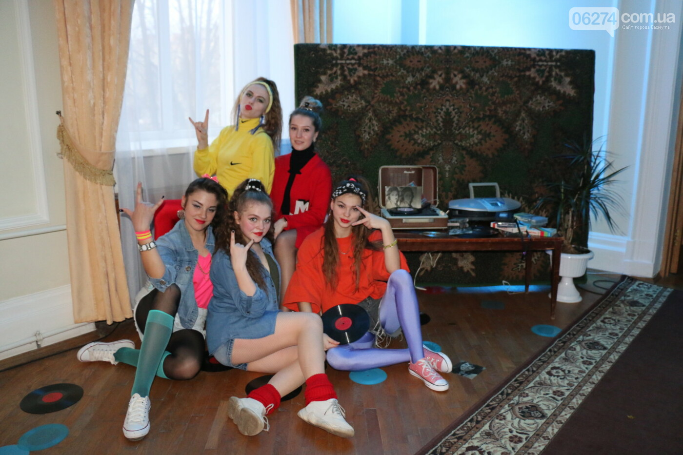 В Бахмуте провели Disco House Party (ФОТООТЧЕТ), фото-36