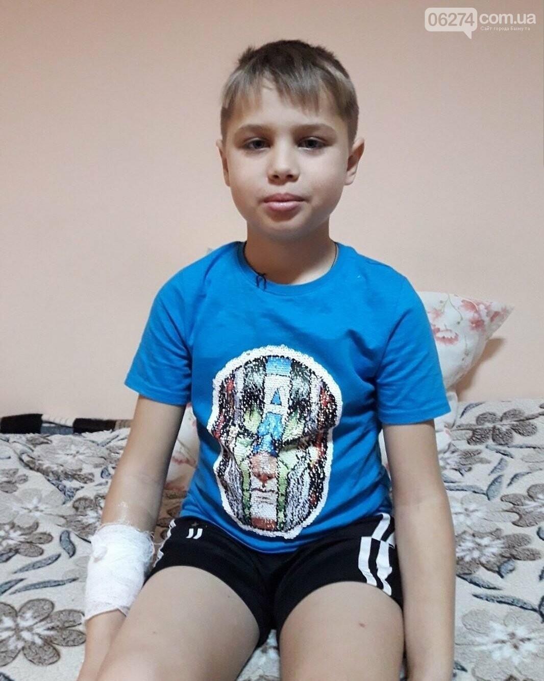 10-летнему Роману Шкарупа нужна помощь!, фото-1