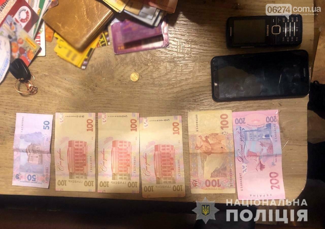 В Бахмуте полицейские разоблачили группу сутенеров, фото-1