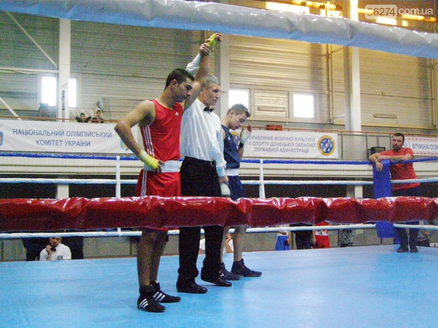 Боксеры Донетчины получили 15 наград всеукраинского турнира среди юниоров в Бахмуте, фото-1