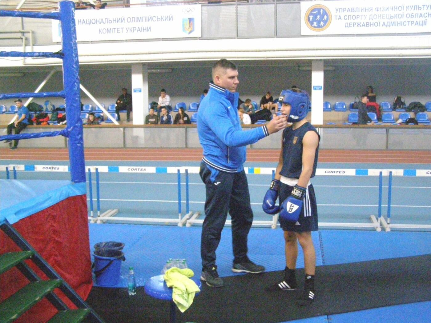 Боксеры Донетчины получили 15 наград всеукраинского турнира среди юниоров в Бахмуте, фото-2