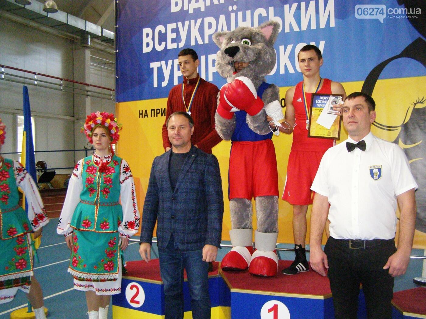 Боксеры Донетчины получили 15 наград всеукраинского турнира среди юниоров в Бахмуте, фото-8