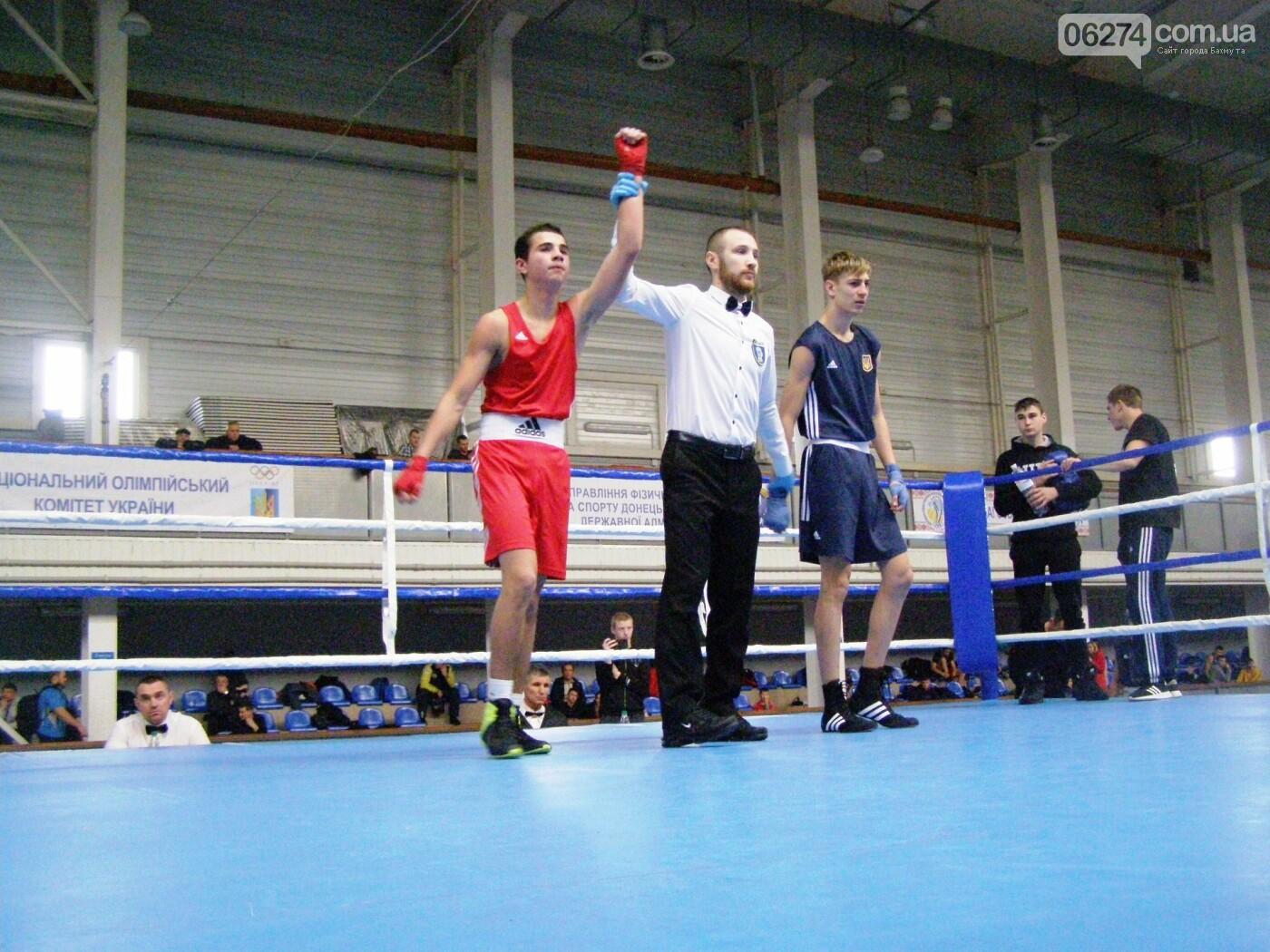 Боксеры Донетчины получили 15 наград всеукраинского турнира среди юниоров в Бахмуте, фото-4
