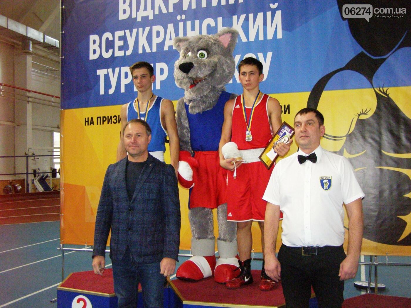 Боксеры Донетчины получили 15 наград всеукраинского турнира среди юниоров в Бахмуте, фото-10