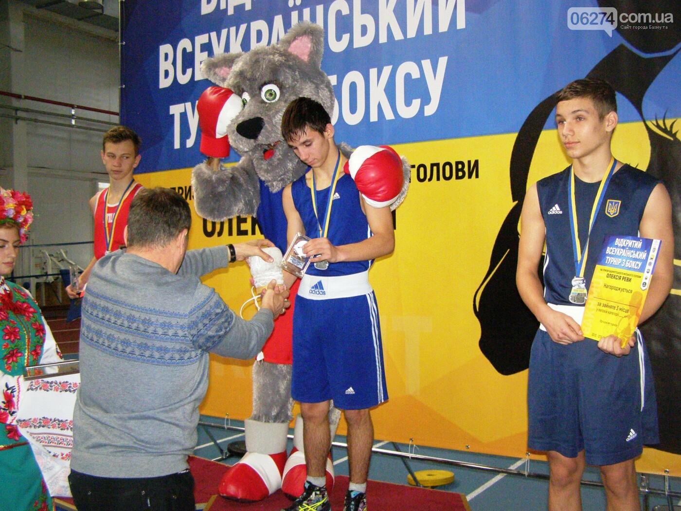 Боксеры Донетчины получили 15 наград всеукраинского турнира среди юниоров в Бахмуте, фото-11