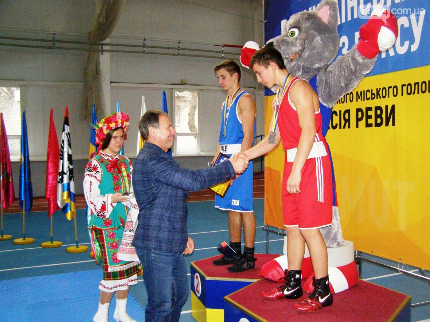 Боксеры Донетчины получили 15 наград всеукраинского турнира среди юниоров в Бахмуте, фото-12