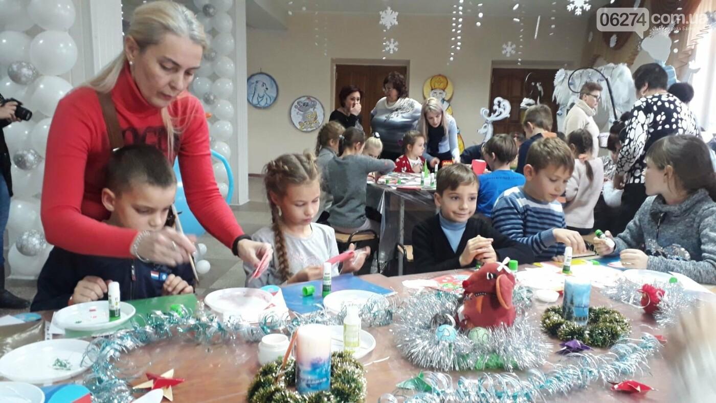 Дети Бахмута побывали в Резиденции Святого Николая, фото-2