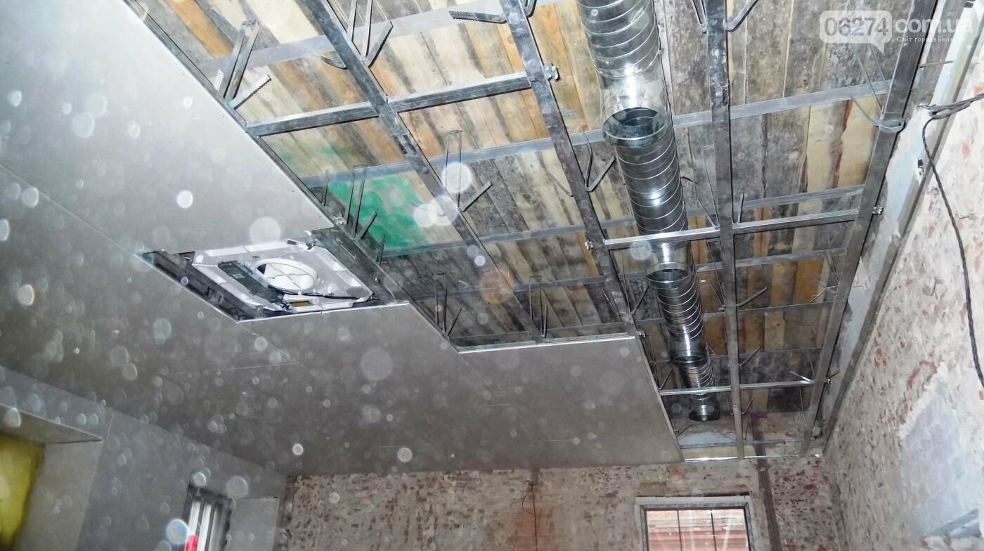Мэр Бахмута проверил выполнение работ на объектах строительства в городе, фото-5