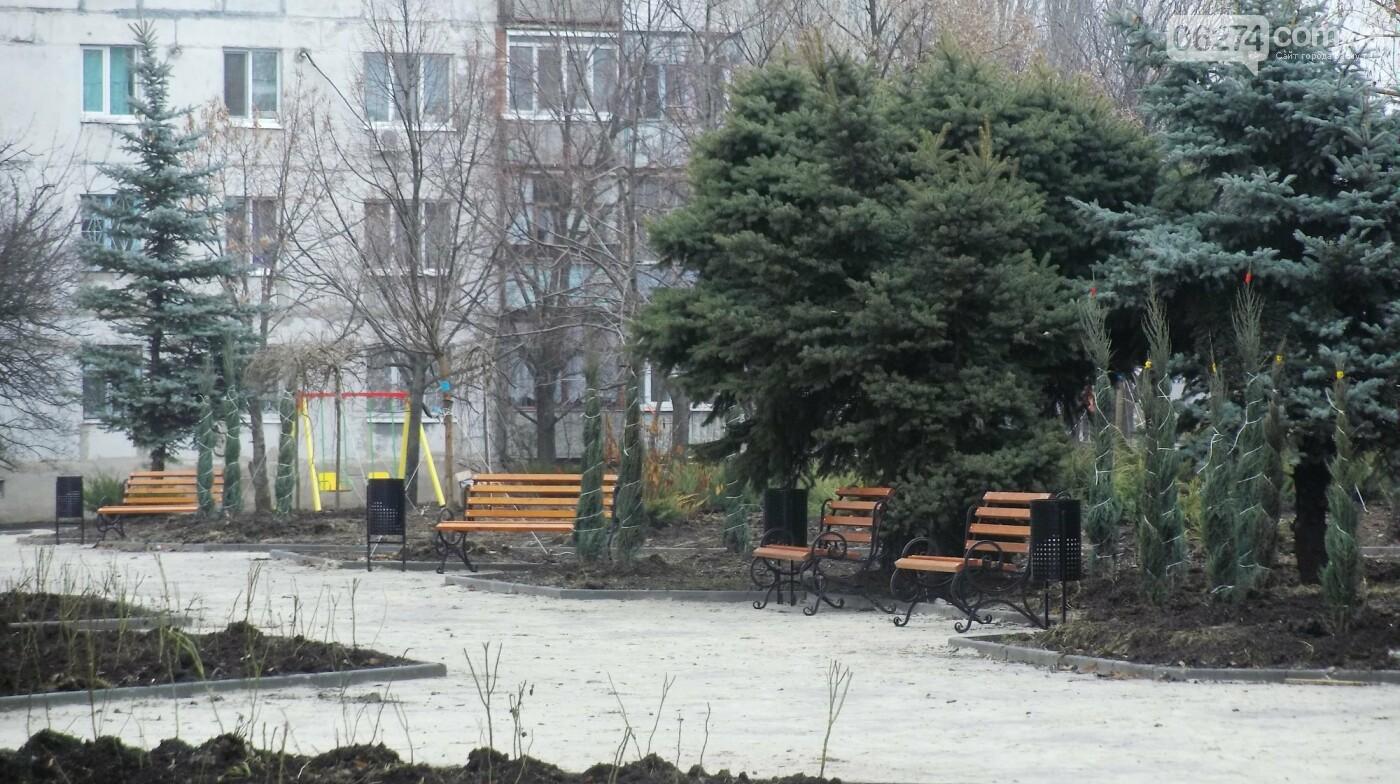 Мэр Бахмута проверил выполнение работ на объектах строительства в городе, фото-16